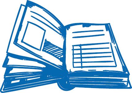 L'icone du menu  Documentation