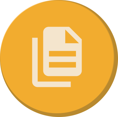L'icone du menu  Information Meg-facturation